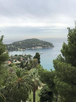 From the lookout toward Villefranche-sur-Mer , Casey S - September 2017