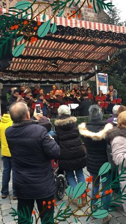 Nuremberg Christmas Market , Brett F - December 2017