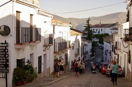 The Pueblos Blancos on Ronda Tour , Ted I - January 2018
