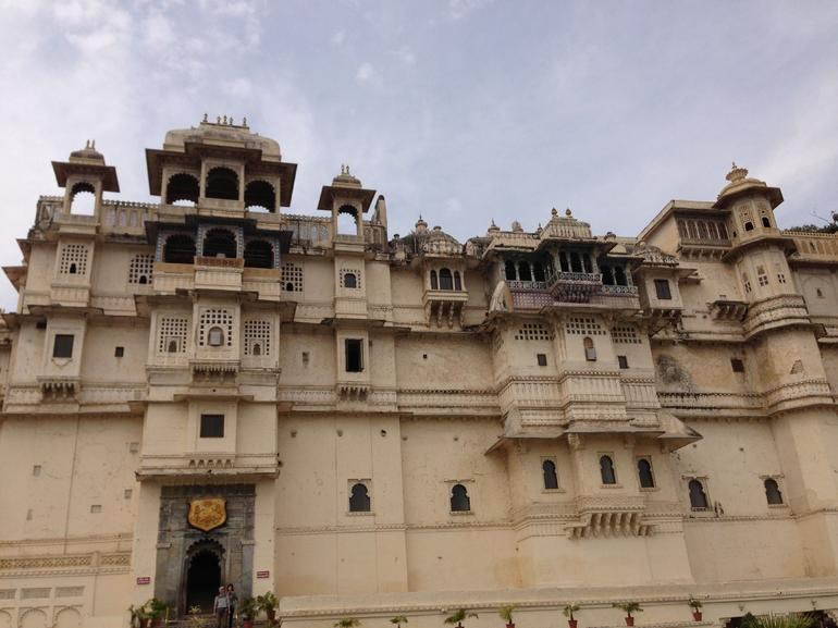 city palace, Udaipur, India - Udaipur