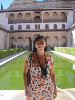 Alhambra and Generalife Gardens Half Day Tour, Blanca - January 2013