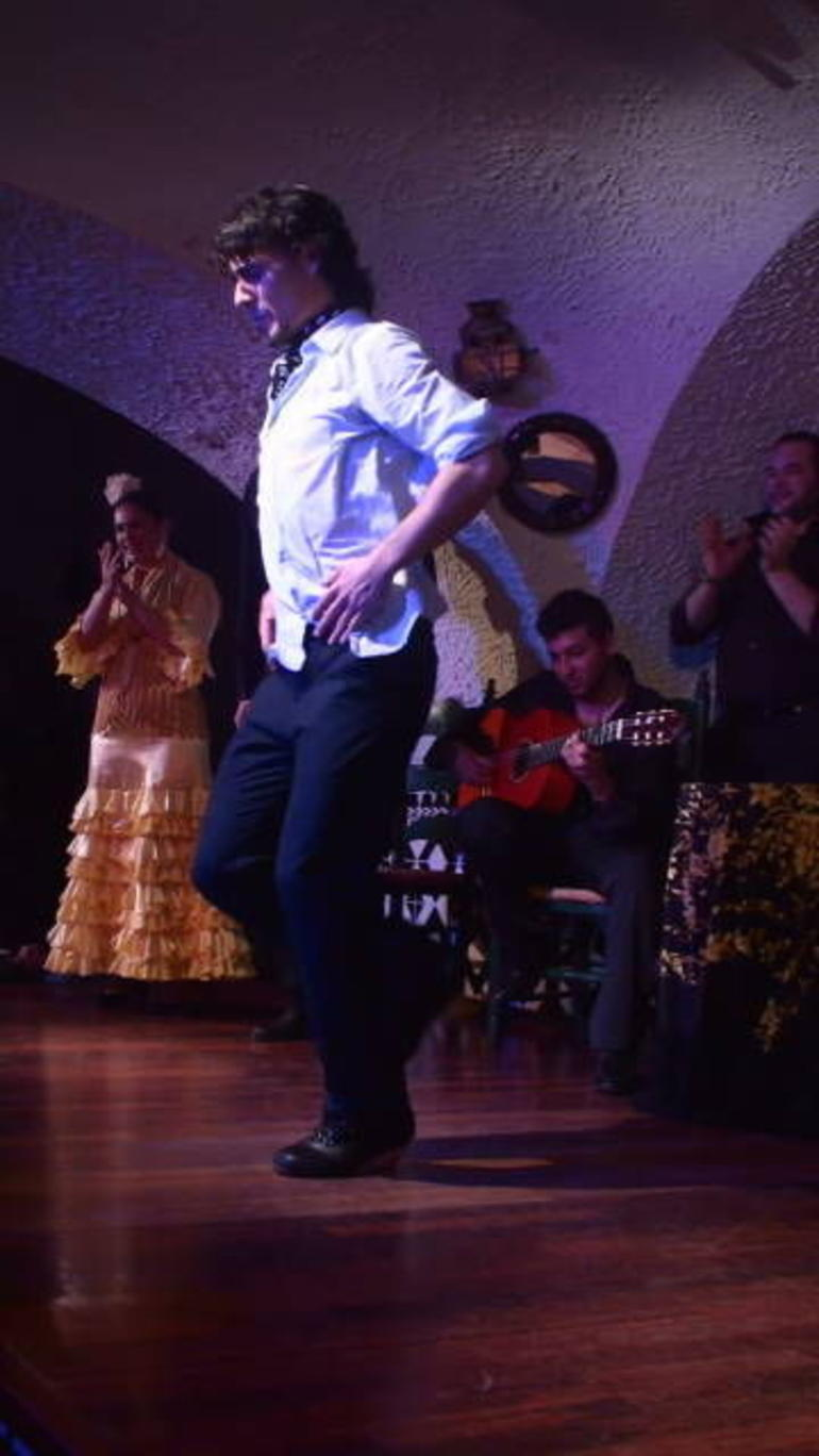 Fabulous Authentic Flamenco Show - Barcelona