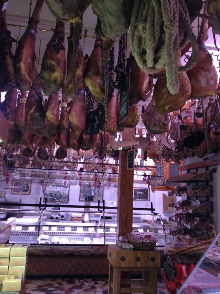 Greve Butcher/wine shop - Florence