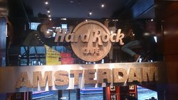 Hard Rock Cafe in Amsterdam, Philipp L - May 2015