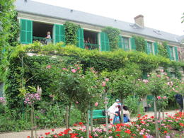 Monet's house , Lidia - August 2012