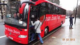 Tour Bus , Tamer M - February 2013
