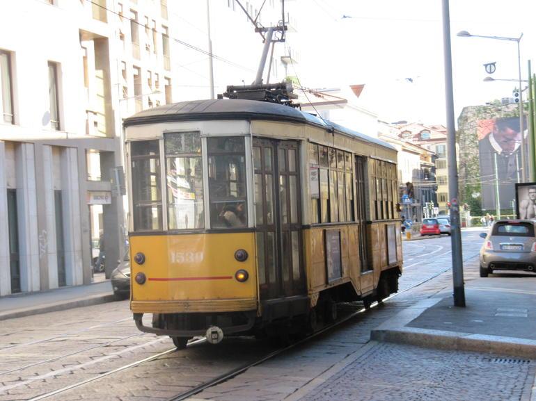 Modern city............ - Milan