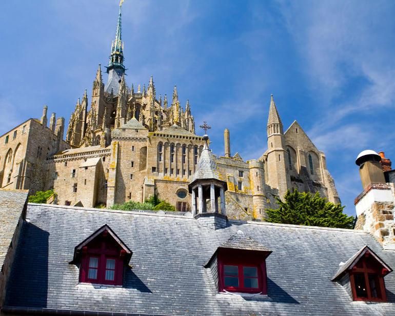 Mont Saint Michel - Bayeux