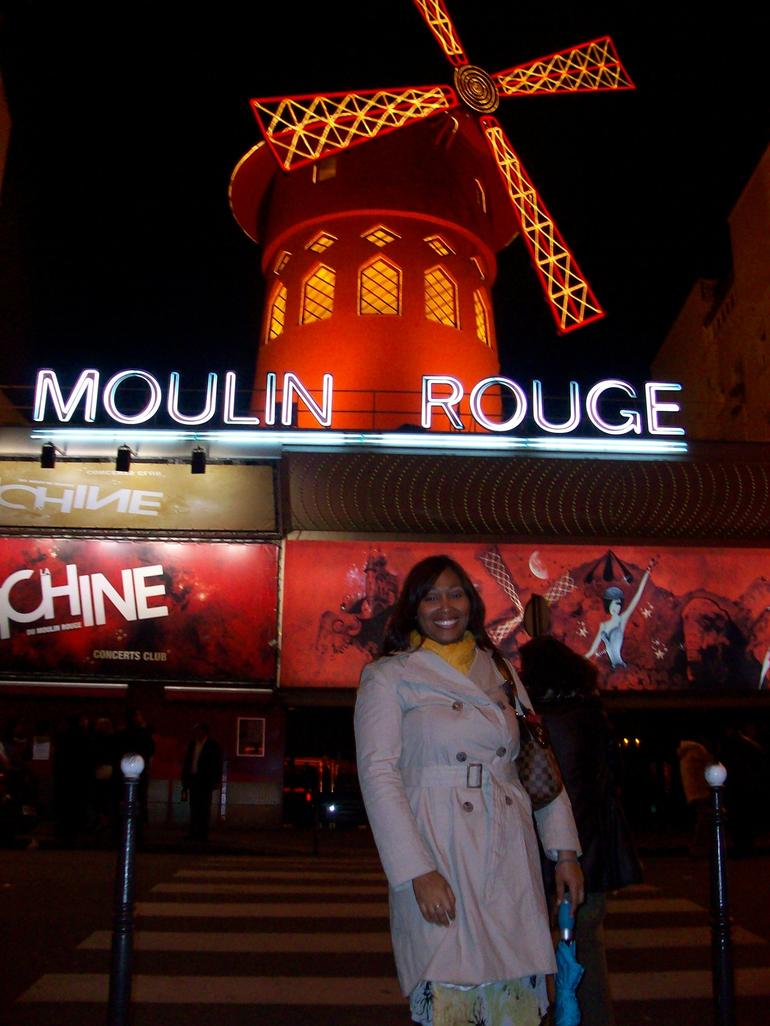 Moulin Rouge Show - Paris