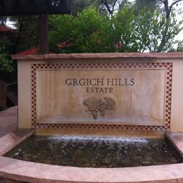 Grgich Hills Estate, Kierra - August 2014