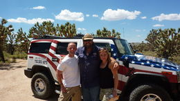 Grand Canyon in a Day: Hummer Tour from Las Vegas, malcolm m - August 2016