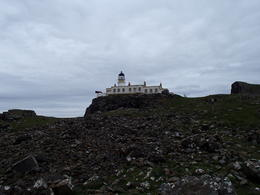 Neist Point lighthouse , Melissa L - July 2012