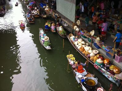 Private Tour Floating Markets And Bridge On River Kwai Day Trip From Bangkok