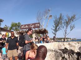 Rick's Cafe... Cliff Diving, Food, Fun and Beautiful Sunsets... , Tanya M - May 2013