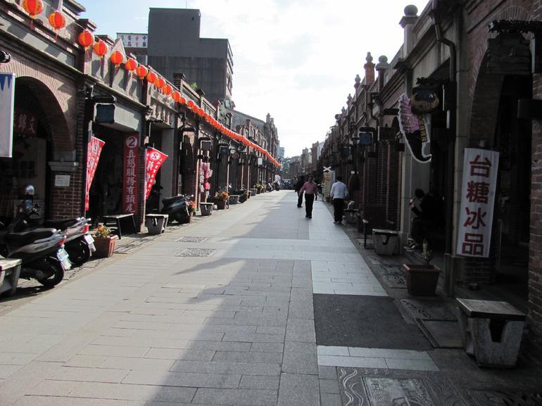 Sansia Old Street - Taipei