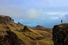 These mountains make you feel soooo tiny! , Erin W - February 2014