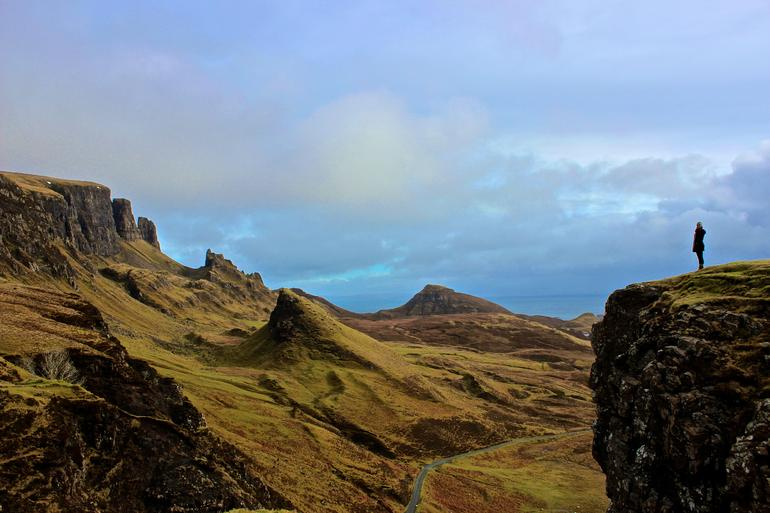 The Quiraing - Edinburgh