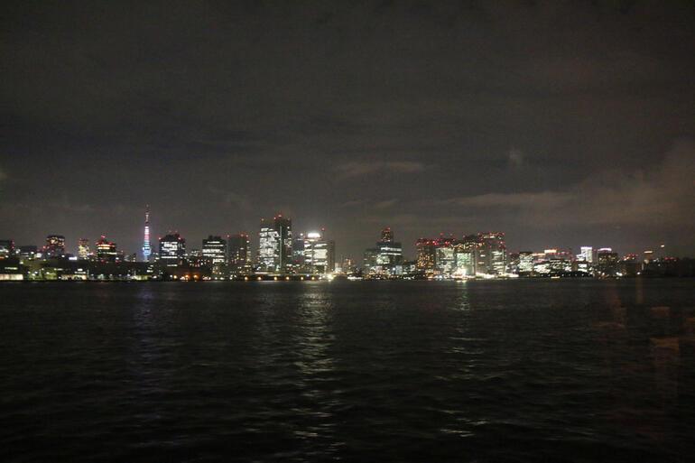 Tokyo Skyline at Night - Tokyo