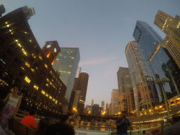 Nothing beats the city views from the Chicago River Cruise Chicago Architecture River Cruise // July 25, 2016 // Chicago, IL , ishperfecto - August 2016