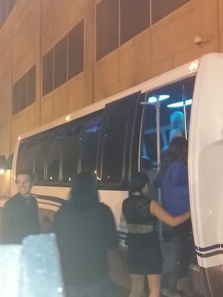 Vegas rock star bus - Las Vegas