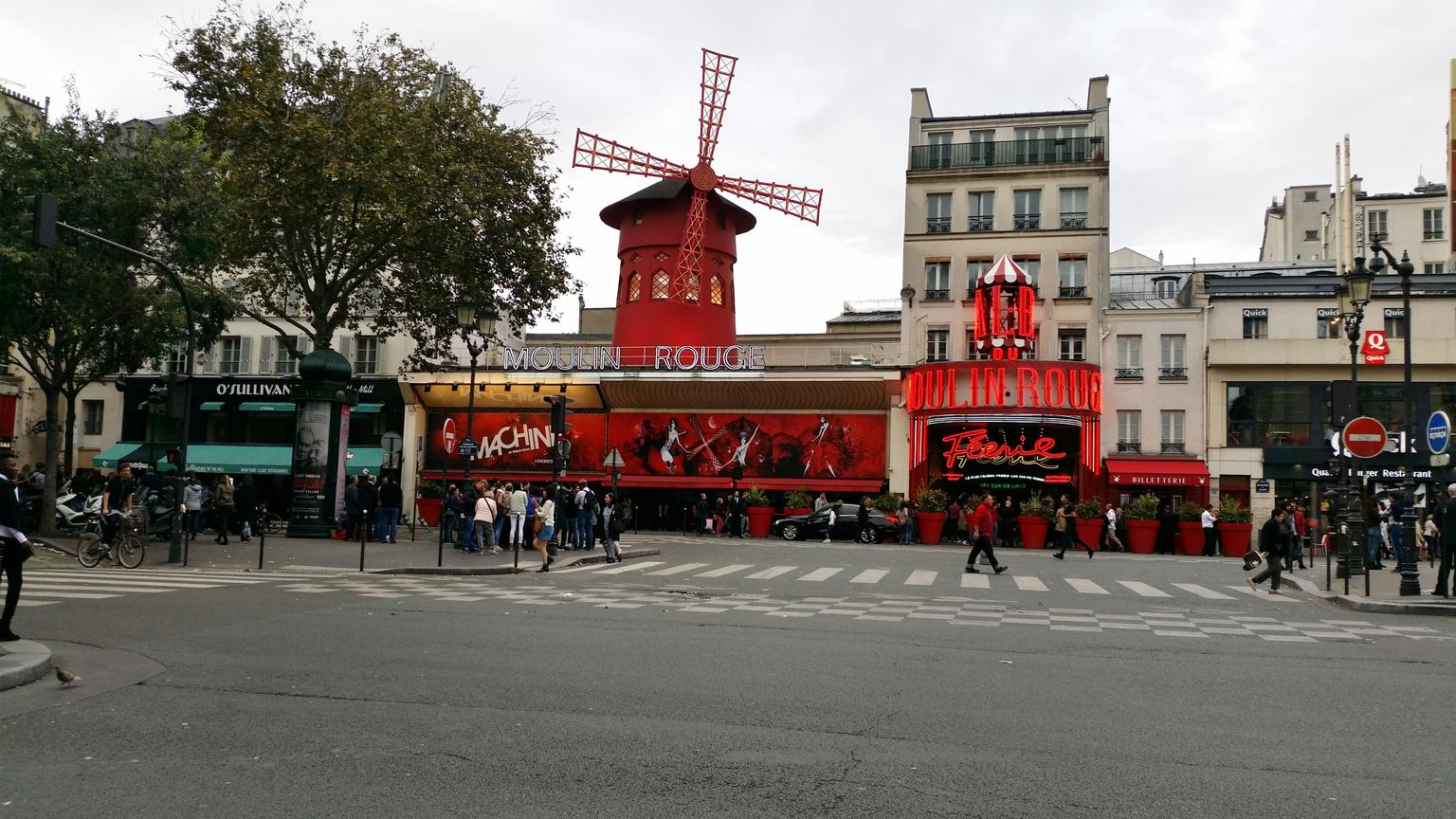 MAIS FOTOS, Jantar e show Moulin Rouge, Paris