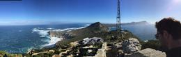 View from top at Cape Point , magnus - February 2017