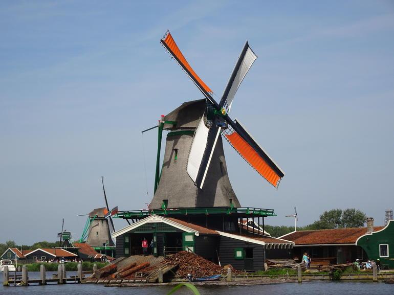 Zaanse Schans Small-Group Half-Day Tour from Amsterdam