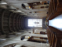 Inside London's oldest church , kking01 - August 2017