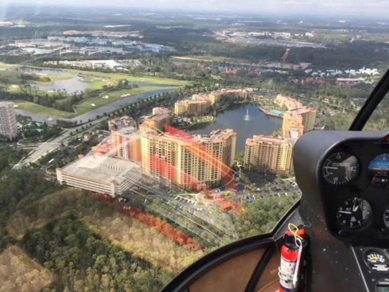 Helicopter Tour over Orlando's Theme Parks photo 14