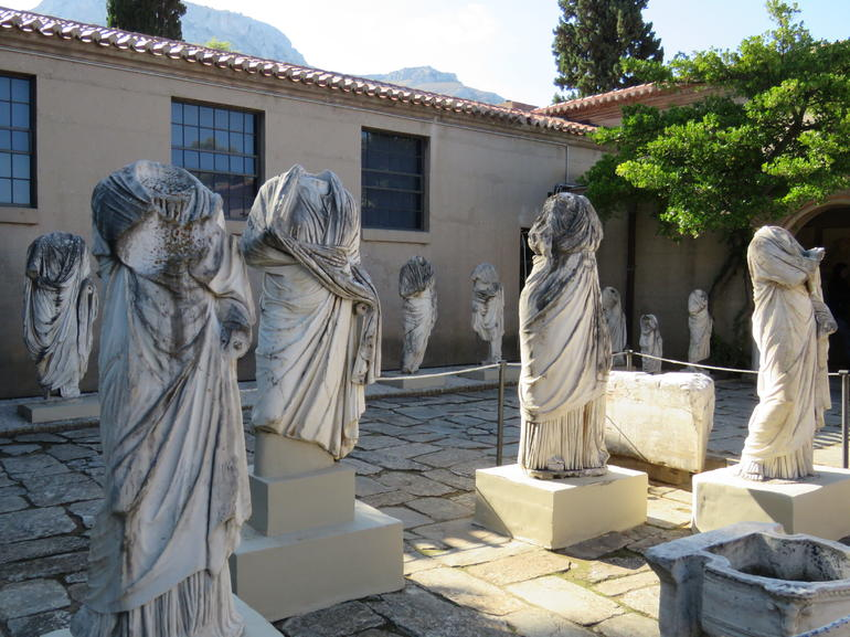 Ancient Corinth and Nafplio Private Day Trip from Athens photo 40