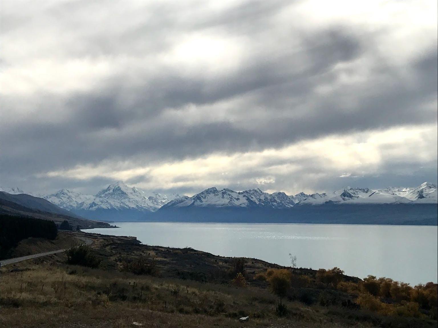 MÁS FOTOS, Excursión de un día completo de Queenstown a Christchurch a través del Monte Cook