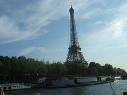 view from the river seine , annasab42 - October 2011