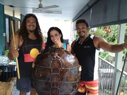 Aboriginal Cultural Daintree Rainforest Tour from Cairns or Port Douglas, Asha & Brock - July 2013