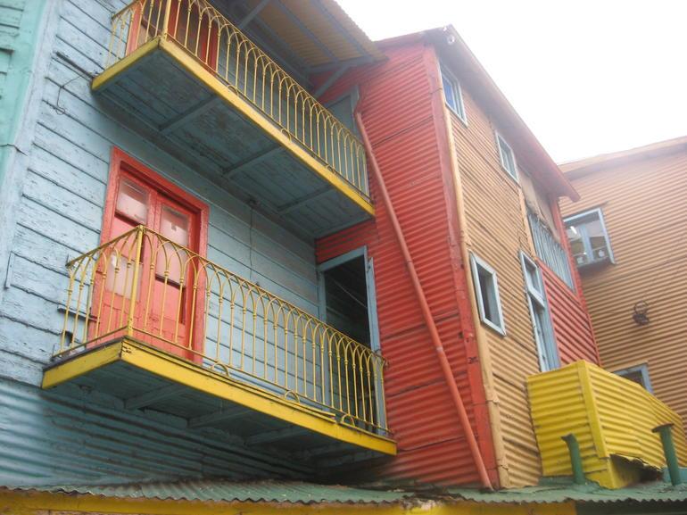 Balconies - Buenos Aires