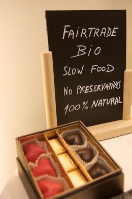Preservative-free chocolate, Sherry Ott - September 2012