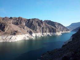 The beauty of the Colorado River, beneath Hoover Dam , Kimela S - September 2012