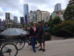 Downtown Vancouver , Debbie P - July 2016