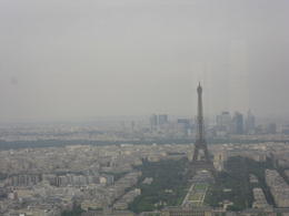 View of the Eifel Tower , laura - May 2011