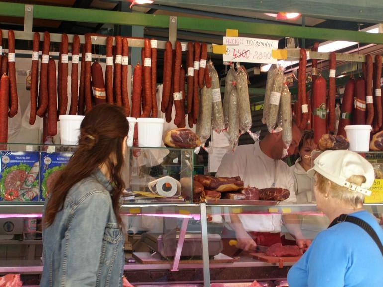 Food Stall - Budapest - Budapest
