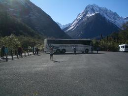 Tour bus - August 2011