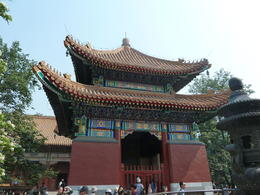 The famous Lama Temple , 123gabyn - June 2012