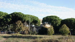 Ostea Antica. Beautiful country-side. , Joseph W - January 2011