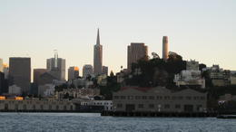 You are never at a loss for photo ops when it comes to San Francisco! , Kimble M - October 2014
