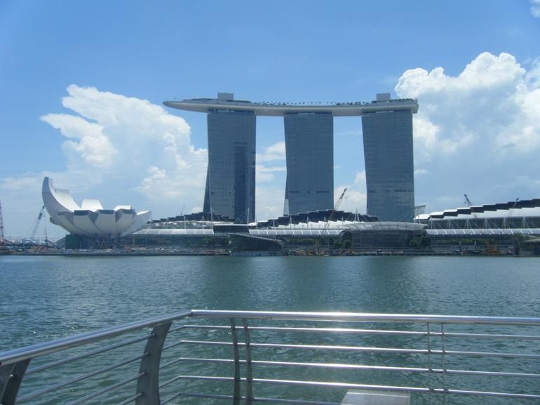 Marina Bay Sand Hotel - Singapore