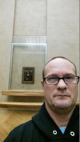 Mona Lisa , curtis - December 2014