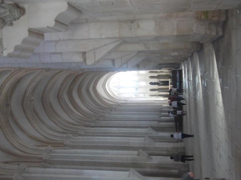 monastery of santa maria d,alcobaha - Lisbon