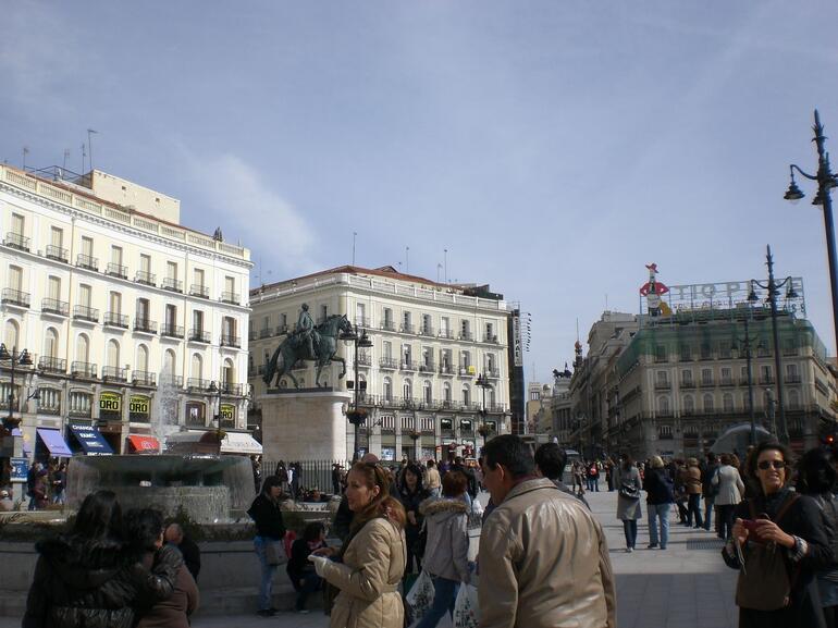 Plaza del Sol Madrid - Madrid
