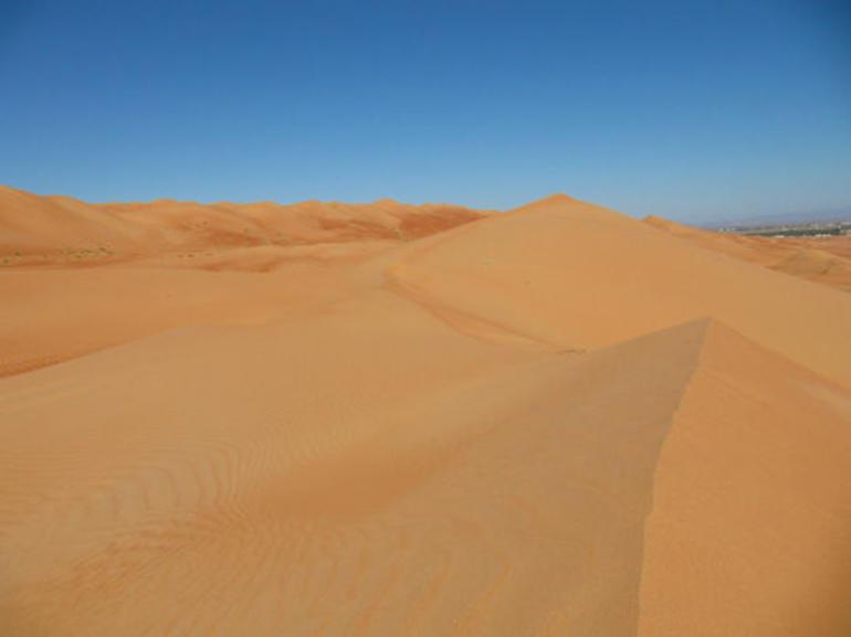 Sand Dunes! - Muscat