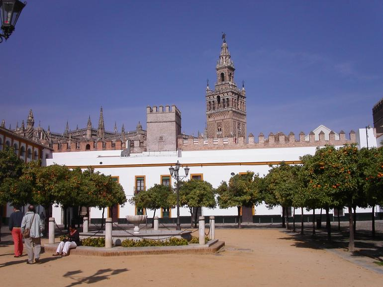 Seville Cathedral and Tower - Seville