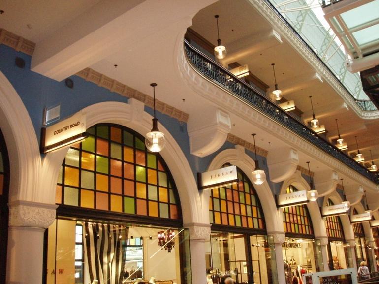 Stained glass windows - Sydney